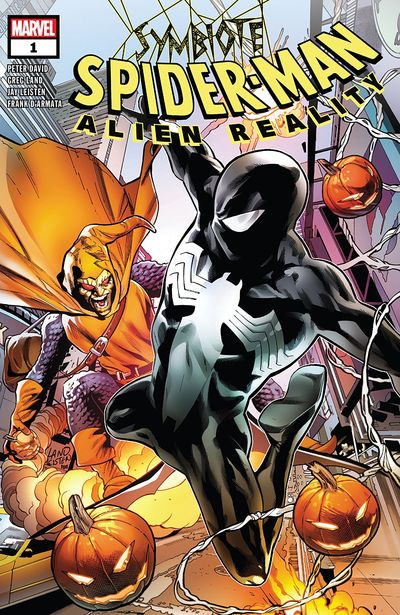Symbiote Spider-Man – Alien Reality #1 – 5 (2020)