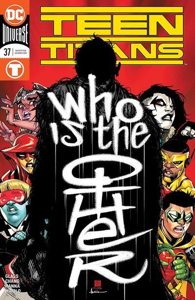 Teen Titans #37 (2019)