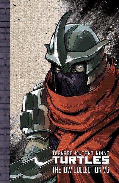 Teenage Mutant Ninja Turtles – The IDW Collection Vol. 6 (2018)