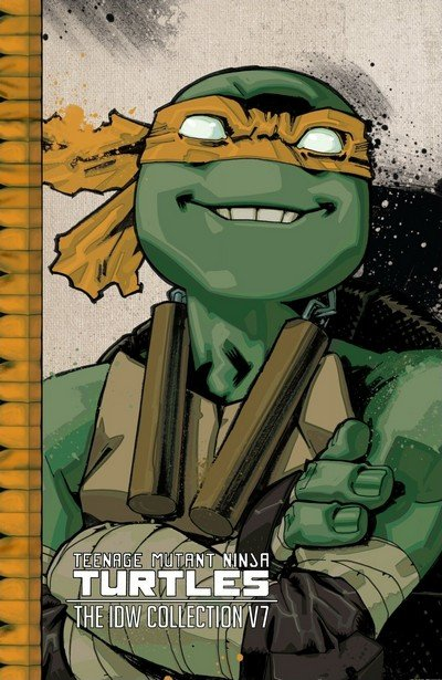 Teenage Mutant Ninja Turtles – The IDW Collection Vol. 7 (2018)