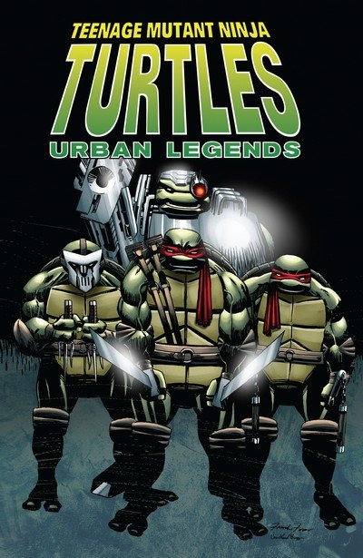 Teenage Mutant Ninja Turtles – Urban Legends Vol. 1 (TPB) (2019)