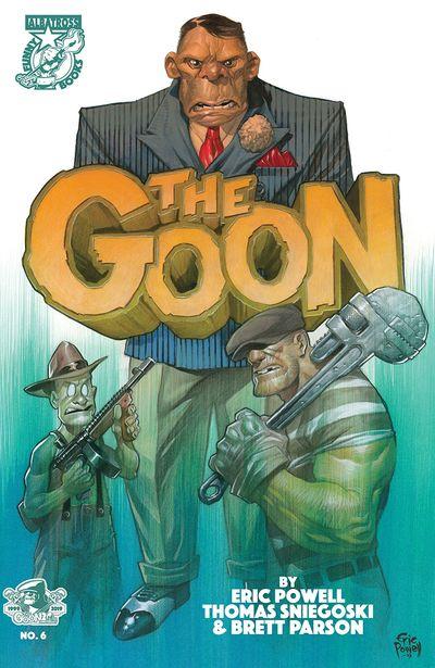 The Goon #6 (2019)