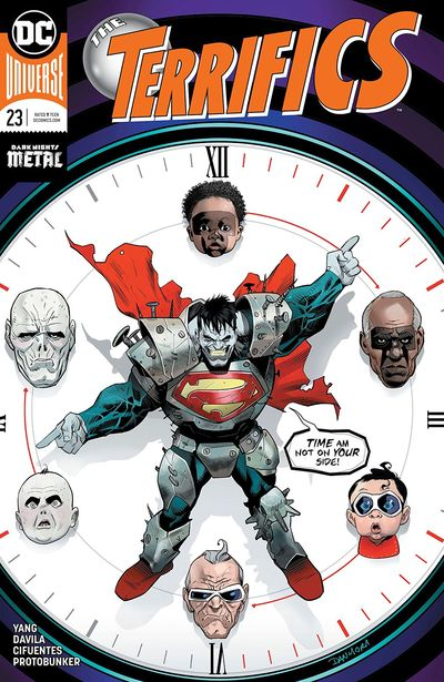 The Terrifics #23 (2020)