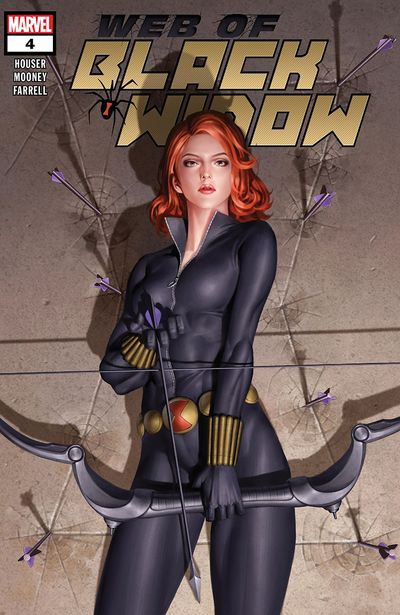 The Web Of Black Widow #4 (2019)