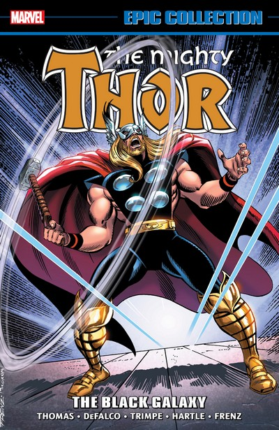 Thor Epic Collection Vol. 18 – The Black Galaxy (2019)