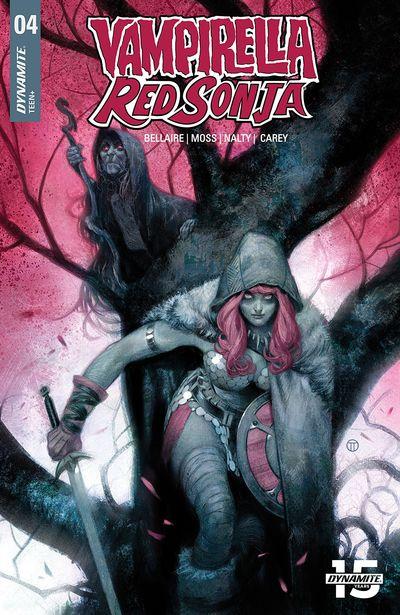 Vampirella – Red Sonja #4 (2019)