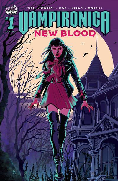 Vampironica – New Blood #1 (2019)