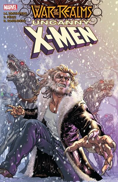 War Of The Realms – Uncanny X-Men (TPB) (2019)