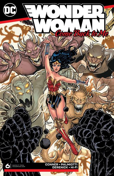 Wonder Woman – Come Back To Me #6 (2019)