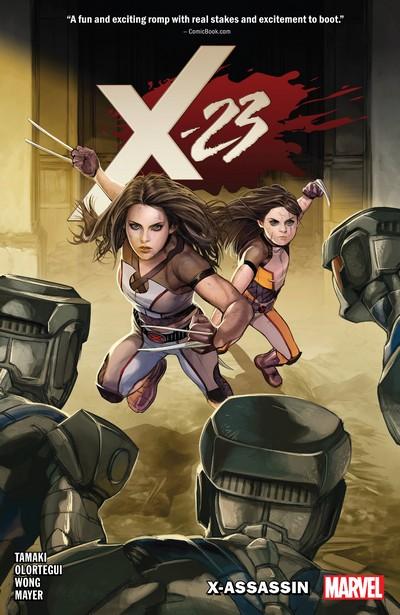 X-23 Vol. 2 – X-Assassin (TPB) (2019)