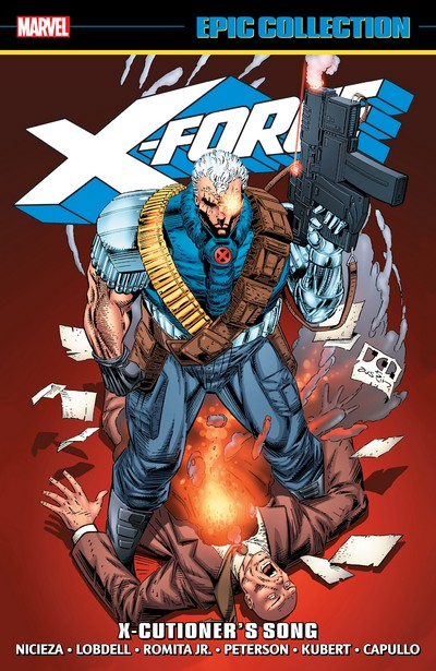 X-Force Epic Collection Vol. 2 – X-Cutioner's Song (2019)