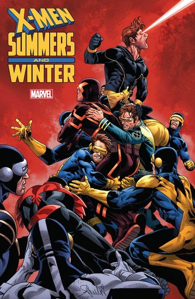 X-Men – Summers and Winter (TPB) (2019)