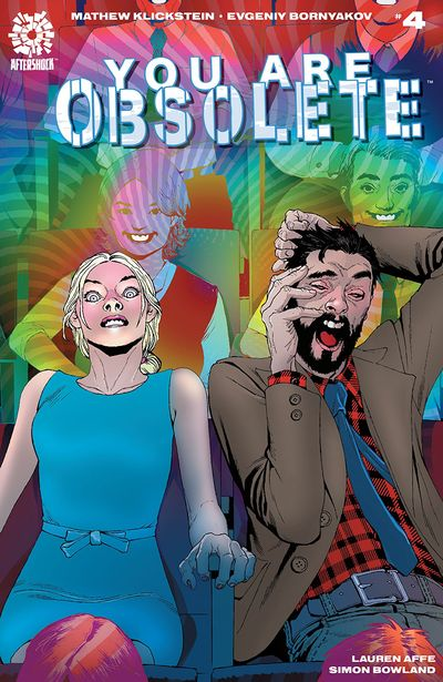 You Are Obsolete #4 (2019)