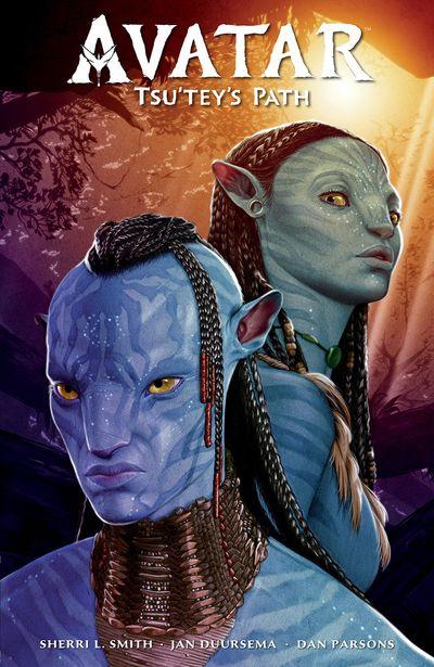 Avatar – Tsu'tey's Path (TPB) (2019)