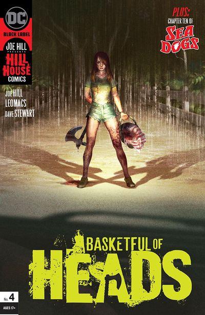 Basketful Of Heads #4 (2020)