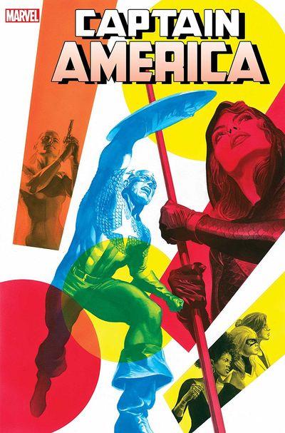 Captain America #18 (2020)