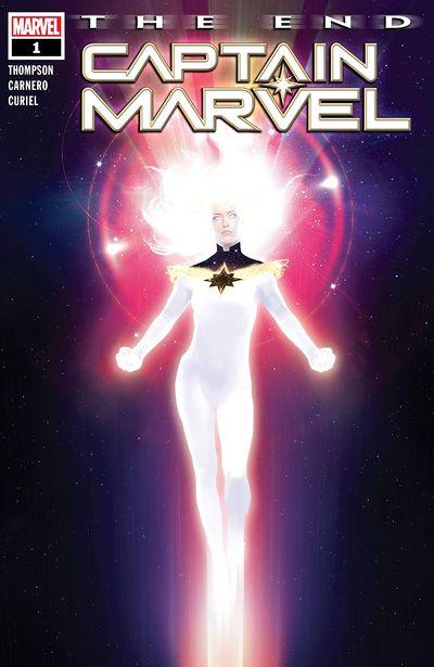 Captain Marvel – The End #1 (2020)