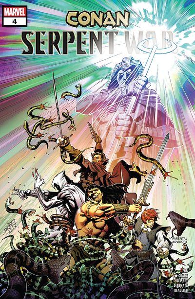 Conan – Serpent War #4 (2020)