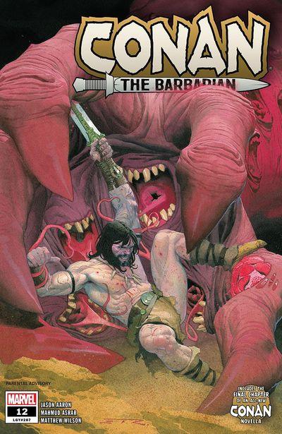 Conan The Barbarian #12 (2020)
