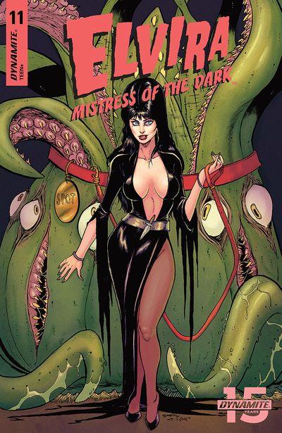 Elvira – Mistress Of The Dark #11 (2020)