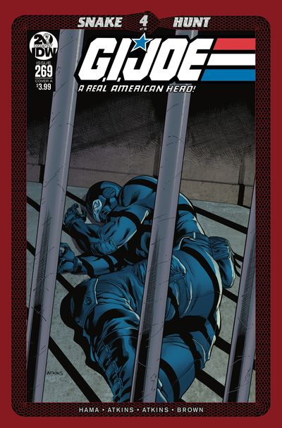G.I. Joe – A Real American Hero #269 (2020)
