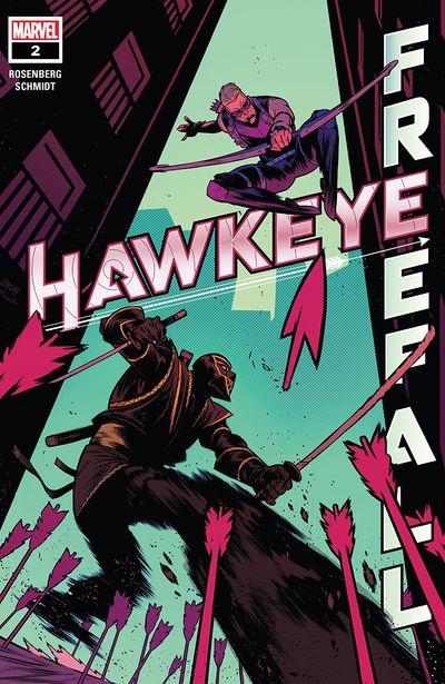 Hawkeye – Freefall #2 (2020)