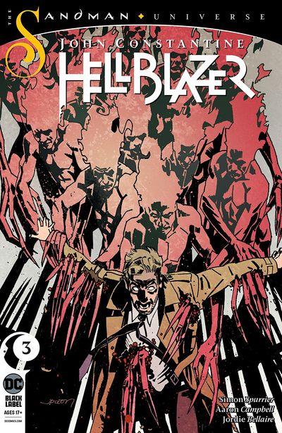 John Constantine – Hellblazer #3 (2020)