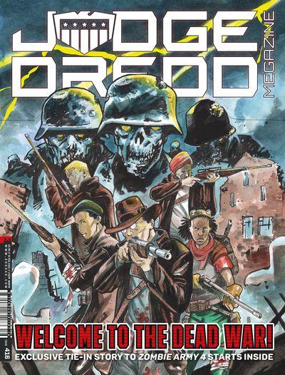 Judge Dredd Megazine #416 (2020)
