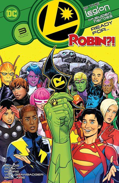 Legion Of Super-Heroes #3 (2020)
