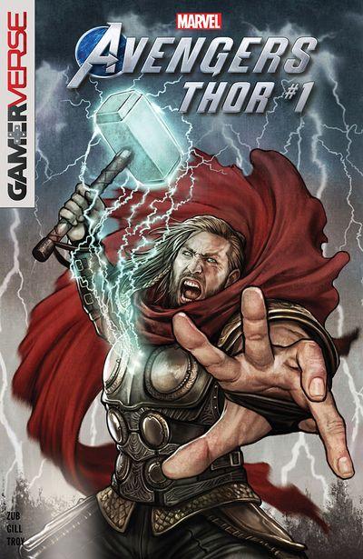 Marvel's Avengers – Thor #1 (2020)