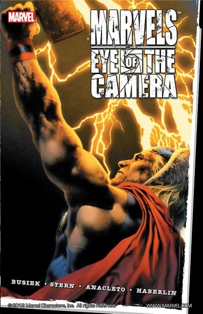 Marvels – Eye of the Camera (TPB) (2011)