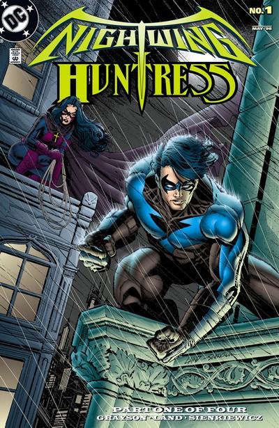 Nightwing – Huntress #1 – 4 (1998)