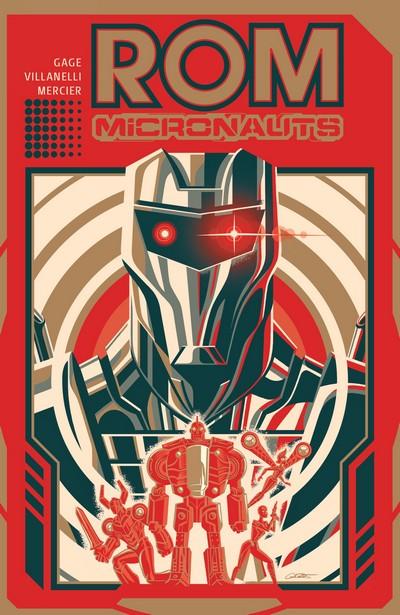 ROM & the Micronauts (TPB) (2018)