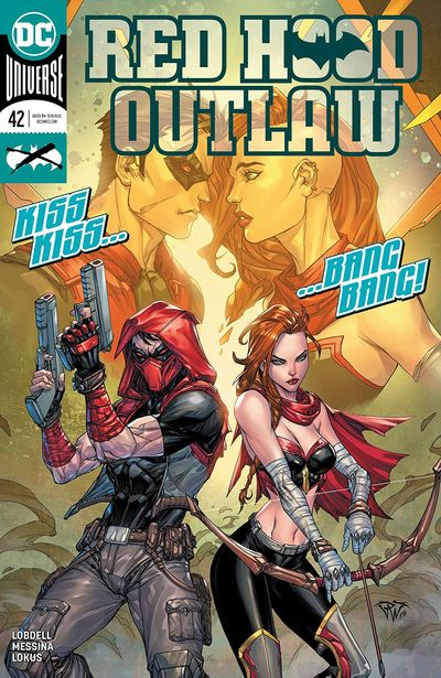 Red Hood – Outlaw #42 (2020)