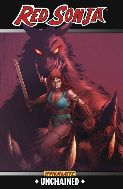 Red Sonja – Unchained (TPB) (2014)