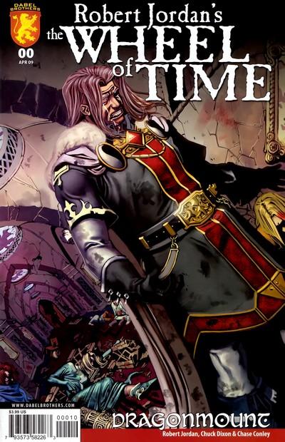 Robert Jordan's The Wheel of Time – Eye of the World #0 – 1 (2009)