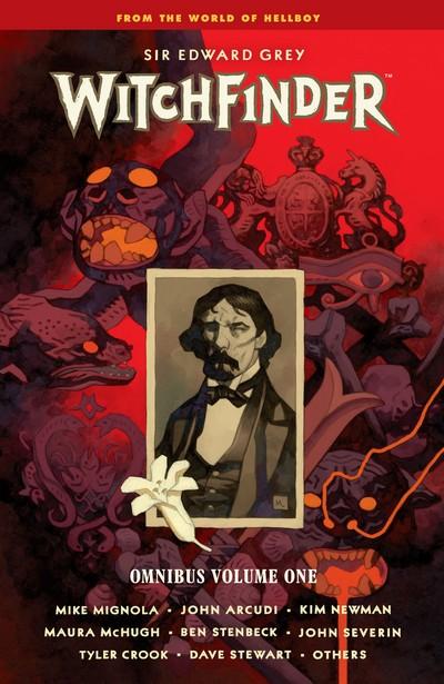 Sir Edward Grey – Witchfinder Omnibus Vol. 1 (2019)