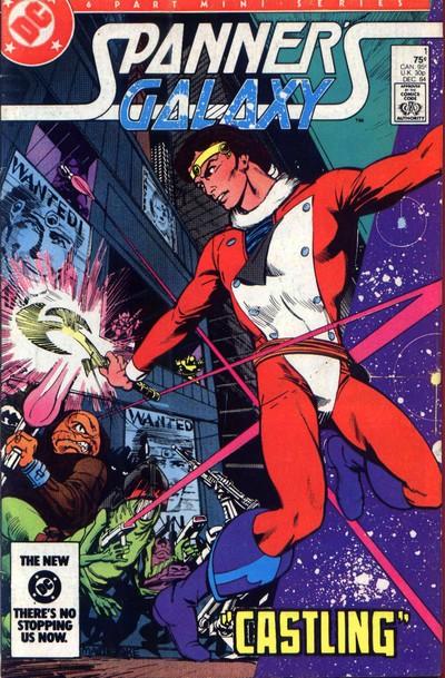 Spanner's Galaxy #1 – 6 (1984-1985)