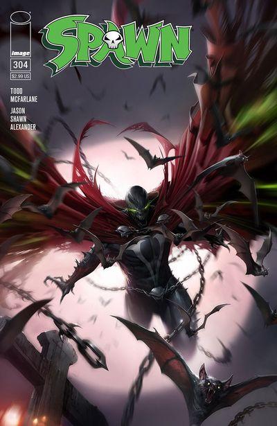 Spawn #304 (2020)