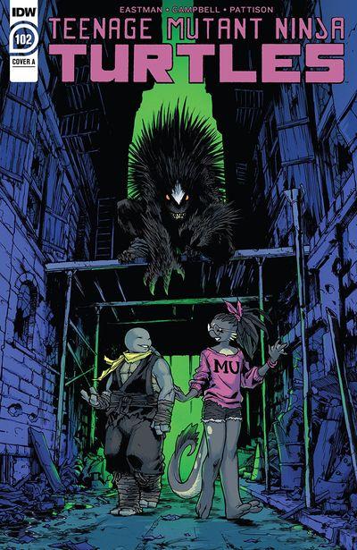 Teenage Mutant Ninja Turtles #102 (2020)