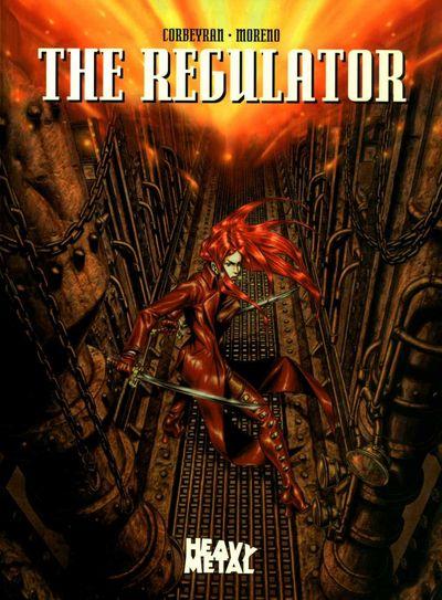 The Regulator (TPB) (2007)