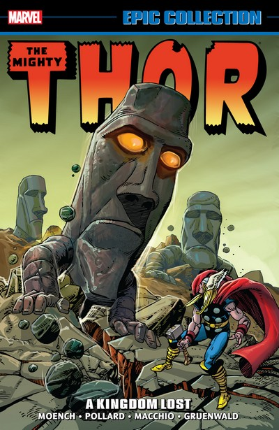 Thor Epic Collection Vol. 11 – A Kingdom Lost (2014)