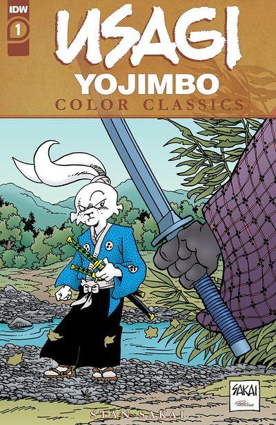 Usagi Yojimbo Color Classics #1 (2020)