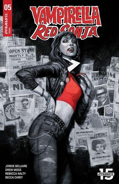 Vampirella – Red Sonja #5 (2020)