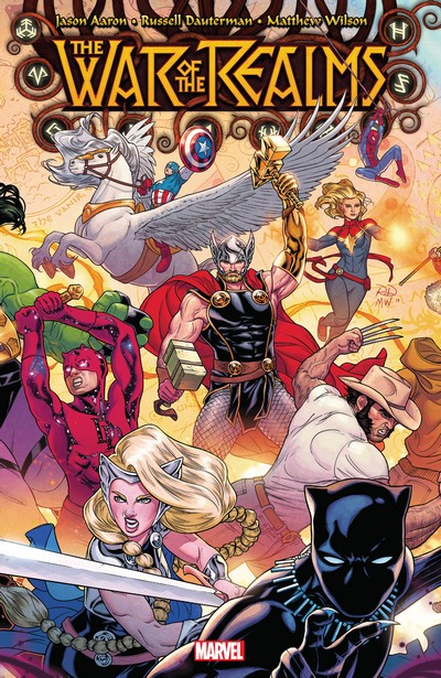 War of the Realms (TPB) (2019)