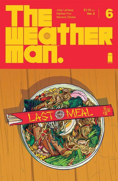 The Weatherman Vol. 2 #6 (2020)