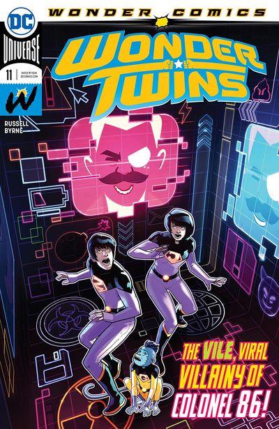 Wonder Twins #11 (2020)