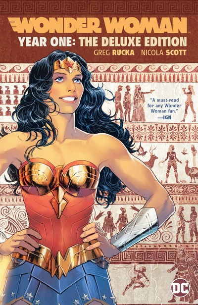 Wonder Woman – Year One – The Deluxe Edition (2019)
