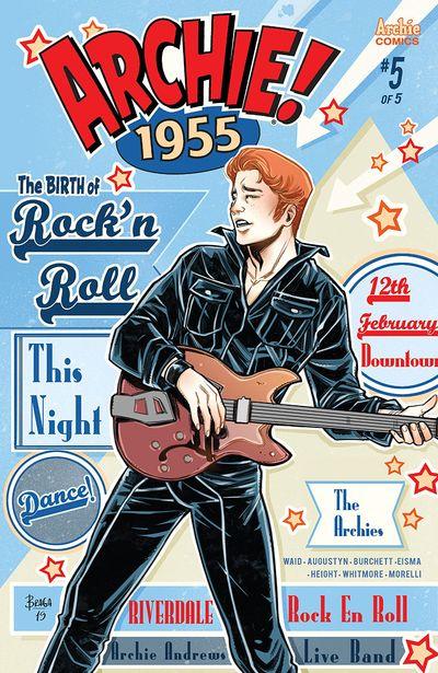 Archie 1955 #5 (2020)