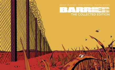 Barrier – The Collected Edition (2018)
